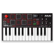 Teclado Controlador Akai MPK Mini Play -