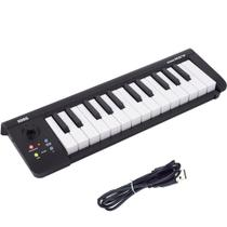 Teclado Controlador Korg Microkey 25 Teclas MIDI USB -