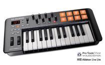 Teclado controlador m-audio 25 teclas oxygen 25iv -