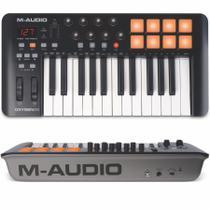 Teclado Controlador M-Audio Oxygen 25 IV USB 25 Teclas - M. Audio
