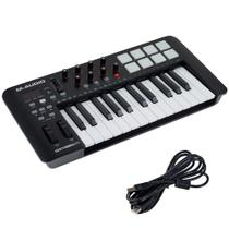 Teclado Controlador M-Audio Oxygen 25 Teclas MKIV MIDI USB - M AUDIO