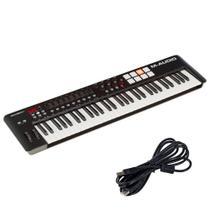 Teclado Controlador M-Audio Oxygen 61 Teclas MKIV MIDI USB - M Audio