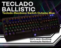 Teclado Dazz Mecanico Ballistic -