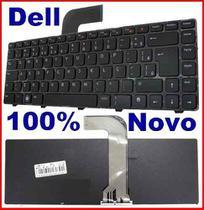 Teclado Dell Inspiron 14R N4050, N4110, Vostro 3350, 3450, 3550, 3555 e XPS L502 -