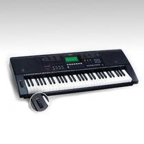 Teclado Eletrônico 61 Teclas KP500 USB Pedal- Key Power -