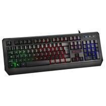 Teclado Gamer C3T KG-50BK - C3 Tech
