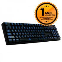 Teclado Gamer Mecânico Thermaltake eSports Poseidon Black Lighting USA KB-PIZ-KLBLUS-06