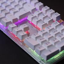 Teclado gamer prismatic led rainbow oex tc205  - abnt2 -