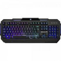 Teclado Gamer Pro K1 RGB Preto FORTREK -