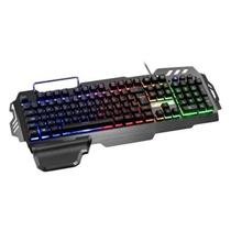 Teclado gamer semi mecânico Warrior Multilaser TC210