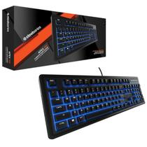 Teclado Gamer Steelseries Apex 100 Led Blue (Us) - 64435