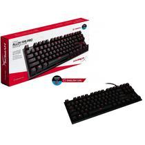 Teclado Hyperx Alloy Fps Pro Black Led Red Cherry Mx Blue (Us) - HX-KB4BL1-US/R2 -