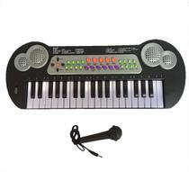 Teclado Infantil Com Microfone - 37 Teclas - Meu Ritmo