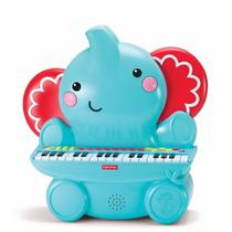 Teclado Infantil Elefantinho Fisher Price - Fun