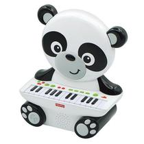 Teclado Infantil Fisher Price Panda 25 Teclas FUN 8296-6