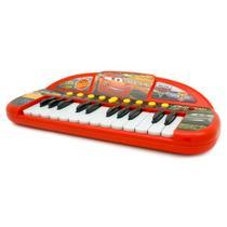 Teclado Infantil Musical - Disney Cars - Toyng -