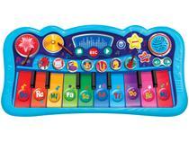 Teclado Infantil Winfun Teclado Mágico - Yes Toys