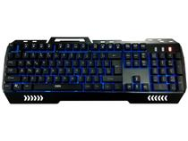 Teclado Multimidia Fusion Tc204 Usb Anti-ghosting Oex Gamer