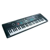 Teclado Musical 61 Teclas P/Iniciantes C/ Microfone Importway BW137 -