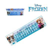 Teclado Musical Frozen Etitoys 127 - Etilux