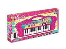 Teclado Musical Infantil Fabuloso Barbie - Fun