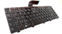 Teclado Notebook Dell N411z - Nbw
