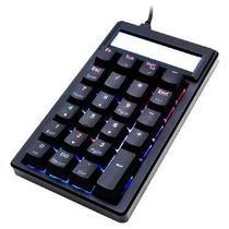 Teclado Numerico Mecanico Pocket RGB - DUCKY Channel CHERRY RED DKPO1623ST-RUSPDAAT1 -