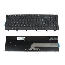 Teclado P/ Notebook Dell Inspiron 15-5566-d10p Abnt2 Novo - Digital