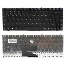 Teclado para Notebook Itautec Infoway W7650 Português br Ç -