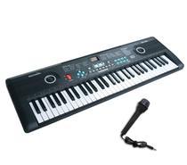 Teclado Piano Infantil Musical Com 61 Teclas E Microfone Usb - Importway