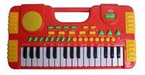 Teclado Piano Musical Infantil 31 Teclas Com Gravador - Importway