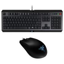 Teclado Razer Cyclosa Combo Com Mouse Abyssus -