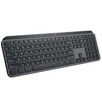 Teclado sem fio logitech mx keys - preto - 920-009297 -