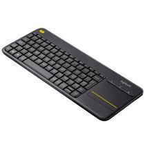Teclado sem Fio Logitech Touch K400 Plus - USB - ABNT2 - Ideal para Smart TV - 920-007125 -