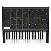 Teclado Sintetizador Analogico Arp-Odyssey-Fs2- Korg -