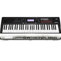 Teclado Sintetizador Korg Kross 2 61 Workstation Profissional -