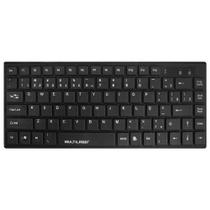 Teclado USB Comfort Mini-Slim Multilaser TC154