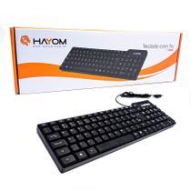 Teclado Usb Hayom 3201 - Hyaom