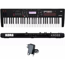 Teclado Workstation Korg Kross 2 61 Teclas Sintetizador -
