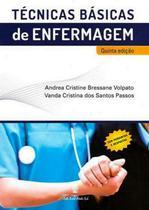 TECNICAS BASICAS DE ENFERMAGEM - 5ª ED - Martinari