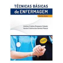 Técnicas Básicas De Enfermagem - Editora martinari