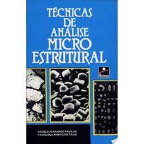 Técnicas de análise microestrutural - Hemus -