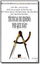 Tecnicas de ensino: por que nao - Papirus