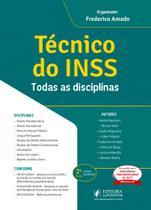 Técnico do INSS: todas as disciplinas - Juspodivm