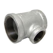 "Tee Ferro Galvanizado 90º X 1/2"" - Segurimax -"
