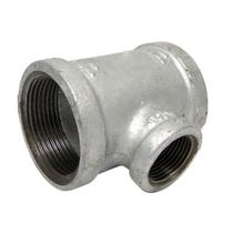 "Tee Ferro Galvanizado 90º X 3/4"" - Segurimax -"