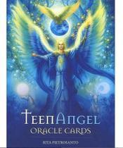 Teen Angel Oracle Cards - Importado - Original + Presente - Blue