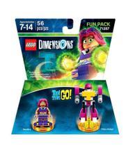 Teen Titans Go Starfire Fun Pack - LEGO Dimensions - Warner Bros