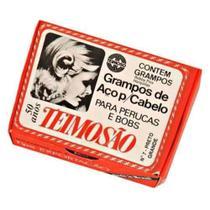 Teimoso Grampo N7 Preto C/100 -