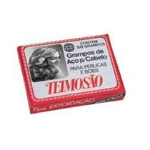 Teimoso Grampo N7 Preto C/50 -